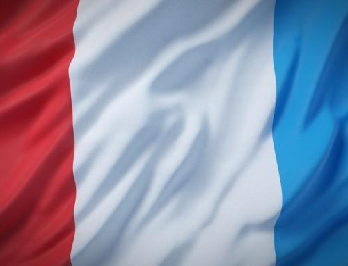 Valvaka med anledning av det franska presidentvalet