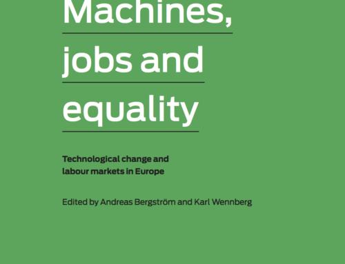 Ny bok om robotisering och artificiell intelligens