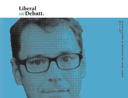 Video: Boklansering med Liberal Debatt